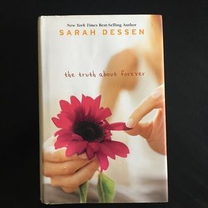 💕3/$20 Truth About Forever hardcover Sarah Dessen